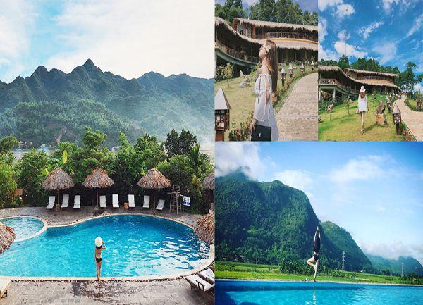 23. Mai Châu Hideaway resort – Thông tin kinh nghiệm đặt phòng1